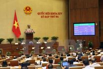 Quốc hội ban hành 3 nghị quyết thông qua tại kỳ họp thứ ba