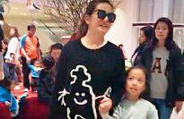 Con gái Triệu Vy bị chê 'quê mùa' vì không mặc quần áo hàng hiệu
