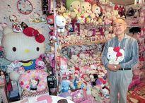 Bộ sưu tập Hello Kitty lớn nhất thế giới
