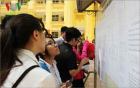 Hà Nội công bố điểm chuẩn vào lớp 10 THPT công lập
