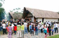 'Âm vang Tây Nguyên' tại Làng Văn hóa - Du lịch các dân tộc Việt Nam