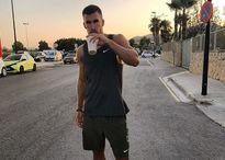 Roma những ngày không bóng đá: El Shaarawy đẹp trai ngay cả khi cạo râu