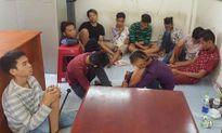 Bắt gọn băng cướp tuổi teen chuyên dùng dao, kiếm gây án ở Sài Gòn