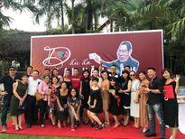 Những hình ảnh 'hot' nhất tiệc chia tay nhà báo Lại Văn Sâm