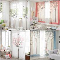 Cách phối màu ri đô cửa sổ phù hợp với căn phòng