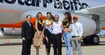 Người đẹp thi Hoa hậu Hữu nghị ASEAN tạm biệt Phú Yên