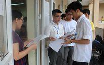 Công bố điểm thi THPT Quốc gia năm 2017 có thể sớm hơn dự kiến