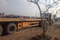 Vụ sát hại tài xế container ở Bắc Ninh: Khởi tố giám đốc mua 34 tấn thép ăn cắp