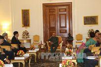 Phó Thủ tướng, Bộ trưởng Ngoại giao Phạm Bình Minh thăm chính thức Ấn Độ