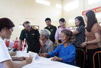 Bệnh viện Trung ương Quân đội 108 tổ chức hoạt động đền ơn đáp nghĩa tại Thái Nguyên