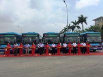 Thêm 3 tuyến buýt kết nối vùng Ba Vì, Phú Xuyên với trung tâm Hà Nội