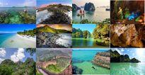 Những điểm du lịch tuyệt đẹp ở Việt Nam chẳng kém nước ngoài