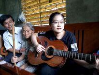 Gặp nữ sinh đa tài đạt 29,8 điểm khối B ở Quảng Ngãi