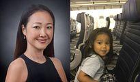 Khách United Airlines bỏ 1.000 USD mua vé, phải bế con suốt 3 giờ bay