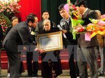 Trao 498 bằng Tổ quốc ghi công nhân 70 năm ngày Thương binh-Liệt sỹ