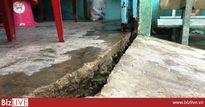 Hàng trăm nhà dân biến dạng vì 'siêu dự án' chống ngập