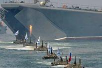 Tàu sân bay trực thăng Priboi Nga sẽ mạnh hơn cả tàu Mistral?