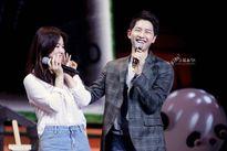 Song Joong Ki, Song Hye Kyo tổ chức tiệc đính hôn lãng mạn