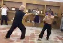 Cao thủ Vịnh Xuân Flores đánh bại võ sư Đoàn Bảo Châu trong 2 phút