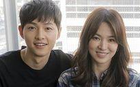Song Hye Kyo đã bật khóc khi được Song Joong Ki cầu hôn