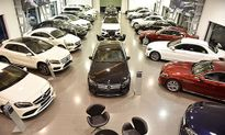 1.000 xe sang Mercedes-Benz tại Việt Nam bị triệu hồi