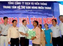 Bàn giao nhà tình nghĩa đến thân nhân liệt sỹ ở Quảng Nam