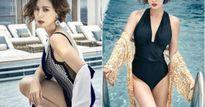Cựu Hoa hậu Hàn Quốc mặc bikiki gây 'đau tim' khi biết tuổi 50