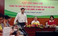 5 phó đoàn thể thao Việt Nam xin rút khỏi SEA Games 29