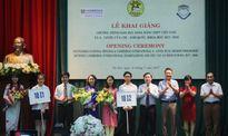 Khai giảng lớp song bằng tú tài THPT đầu tiên của Hà Nội