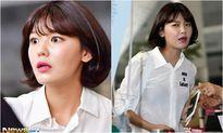 Biểu cảm 'cả thế giới sụp đổ' của Soo Young hot nhất trên mặt báo Hàn