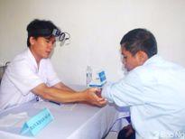 Bệnh viện Quân y 4: Khám bệnh, cấp thuốc miễn phí cho đối tượng chính sách