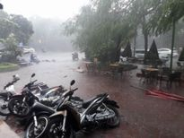 Tình hình các tỉnh ứng phó bão số 2 sắp đổ bộ đất liền