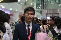 Gặp gỡ nam sinh đoạt 'cú đúp' Huy chương Vàng tại Olympic Hóa học quốc tế