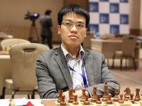 Chiến thắng nhà VĐTG, Quang Liêm đứng thứ 2 giải Siêu đại kiện tướng