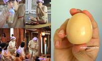Bí mật gì khiến món trứng gà ở nhà tắm hơi Hàn Quốc siêu hot