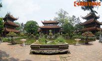 Choáng ngợp trước ngôi chùa cổ bề thế nhất Hưng Yên
