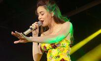 Khán giả đến chật cứng trong đêm nhạc của Hồ Ngọc Hà tại Mỹ