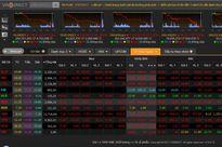 Cổ phiếu ngân hàng, chứng khoán đỏ sàn