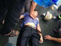 Vĩnh Phúc: Đi cùng bạn, thanh niên bị sét đánh trúng mặt bất tỉnh
