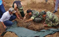 Tìm thấy hài cốt 21 liệt sĩ hy sinh trong trận đánh An Điền