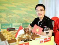 Lê Quang Liêm đoạt ngôi á quân giải cờ vua Siêu đại kiện tướng quốc tế Trung Quốc