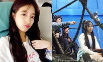 Sao Hàn 18/7: Suzy tóc dài xinh như 'nữ thần', Yoon Ah phớt lờ trai đẹp