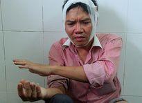 Chìm tàu ở Nghệ An: Thuyền viên kể phút giành giật sự sống
