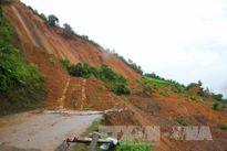 Yên Bái: 1 người bị lũ cuốn và 23 ngôi nhà bị ngập, đổ do mưa lớn