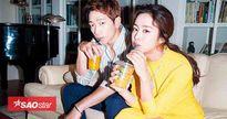 Bi Rain: 'Kim Tae Hee luôn đẹp nhưng cô ấy đẹp nhất là khi ăn'