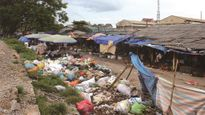 Bãi rác tự phát làm ô nhiễm môi trường