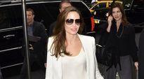 Thương hiệu thời trang yêu thích của Angelina Jolie