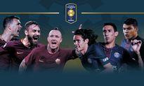 07h00 ngày 20/07, AS Roma vs PSG: Cuộc chiến của những kẻ về nhì