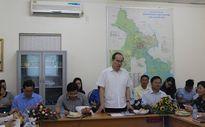 Bí thư Nguyễn Thiện Nhân thăm và làm việc tại nhà máy điện rác Gò Cát