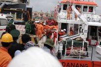 Vụ chìm tàu than ở Nghệ An: Tìm thấy thêm 1 thi thể mắc kẹt trong khoang tàu